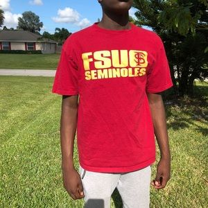 Champion Florida state Seminoles FSU size large